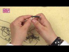 Zincir Sarma Bileklik Yapımı - YouTube
