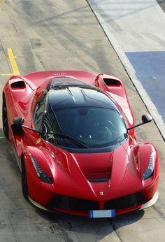 You will ❤ MACHINE Shop Café... ❤ Best of Racing @ MACHINE ❤ (Classic Ferrari Red LaFerrari)