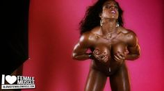 Alexis Ellis sexy muscle girl from www.ilovefemalemuscle.com.