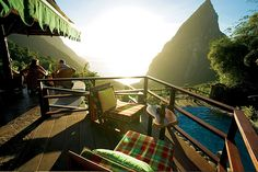 Ladera Resort, St. Lucia. Learn more at http://aio.tc/s/2mt
