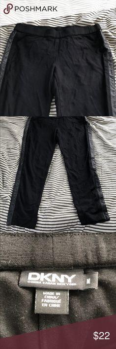 DKNY Leggings Great condition. Size medium. DKNYC Pants Leggings