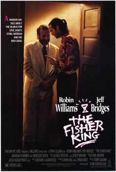The Fisher King. Premiered 20 September 1991
