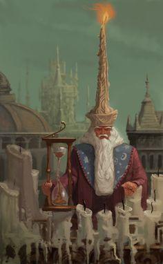 Rabbi Loew, Kenny Callicutt, Artist. Back it on Kickstarter: http://kck.st/11IvNU8