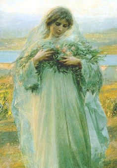 Giuseppe Mentessi (1857-1931) Italian Painter ~ Blog of an Art Admirer