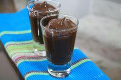 Receita de Creme de chocolate ( tipo Danete).