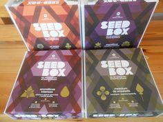 Seed-Box. Pacaking para huertos urbanos