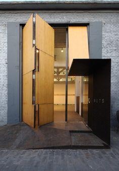 Studio X Beijing  O.P.E.N. Architecture