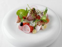 Lunch Menu, Ceviche, Culinary Arts, Starters, Panna Cotta, Wine, Ethnic Recipes, Food, Cooking