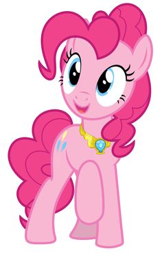 Vector: Pinkie Pie 8 by EStories