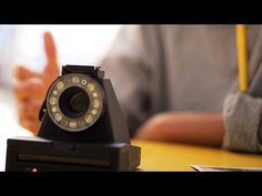 Impossible I-1: the instant camera that continues the Polaroid legacy - YouTube