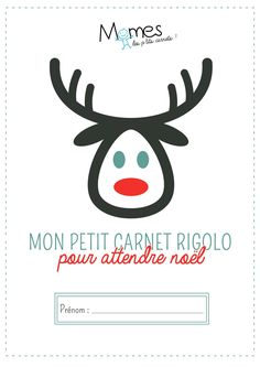 The Christmas activity booklet for the little ones Christmas Art Projects, Christmas Activities, Christmas Crafts, Xmas, Letter Stencils, Theme Noel, New Years Eve Party, Diy For Kids, Booklet