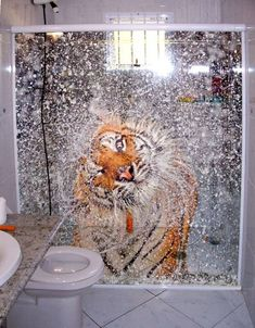 30 Crazy and Funny Shower Curtains That Will Make You Giggle - bemethis