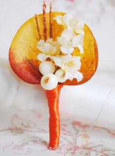 boutonniere, multicolor, orange flowers, wedding ideas, wedding flowers, wedding decoration, #gamos, #γάμος, www.gamos.gr