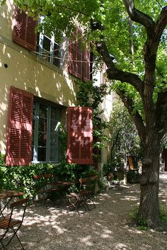Cezanne's Studio, Aix-en-Provence. We loved visiting our son when he spent a semester here senior year in high school.