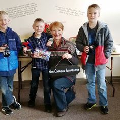 Deagan (second in from the left) pulled together his friends and did a sock drive for our clients and their children. We are so grateful for the thoughtful generosity of Boise youth we have seen this season. If these kids are our future, the future is bright! #WhatCompassionAccomplishes.