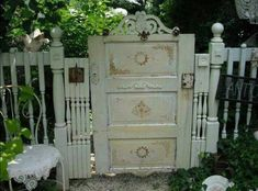 old door/gate
