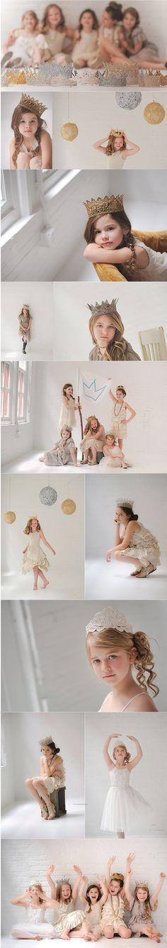 If The Crown Fits Pittsburgh Commercial Child Photographer » Munchkins and Mohawks Photography Portraits by Tiffany Amber - What I will be doing with my children!