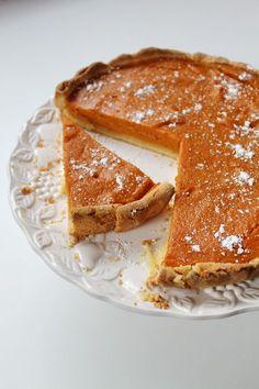 Laktózmentes sütőtök pite