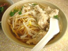 肉羹麵 by tychenyt on Flickr.