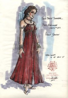 nyc costume renderings | ... by Gregory A. Poplyk and built at Carelli Costumes Inc. New York