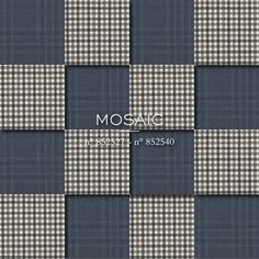 http://chicerman.com  scabal:  The Mosaic fabric collection will help any gentleman make a statement this summer either way in a Super 130s twill wirt an oversized windowpane or in crisp cool wool with a 2-ply in warp and weft.  #Scabal #fabricoftheweek #fabric #purewool # tailoring  #menshoes