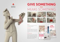Red Cross Cannes Boards - thatwilkinsgirl Clever Advertising, Study Board, Concept Board, Red Cross, User Interface, Design Tutorials, Case Study, Cannes, Lions