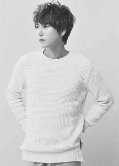 Kyuhyun-so handsome!!!