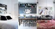 Efter 14 år i hus har familjen Holmvik Persdotter bytt tegelhus i södra Helsingborg mot 111 kvm sekelskifte på Kungsholmen. Här har familjens behov blivit till millimeterpassade...