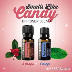 Smells like Candy diffuser blend