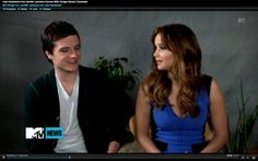 Ok I have a lot of things to post since I've been MIA off my laptop for the past 12 hours or so! Click the link below to see all the MTV interviews with Josh and Jen!!! http://www.mtv.com/videos/movies/730368/josh-hutcherson-and-jennifer-lawrence-connect-with-hunger-games-characters.jhtml#id=1678362