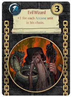 Hark! Heroes have looted the dungeon again! Turn them back in this solo & co-operative fantasy card game for 1 or 2 players.
