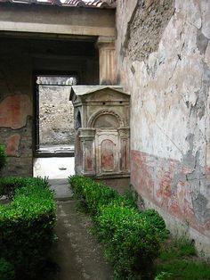 House of the Tragic Poet, Pompeii