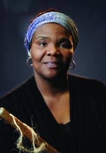 """In """"Becoming Harriet Tubman,"""" Natalie Daise plays five people at formative moments in Tubman's life. @PostandCourier @LaurenLizSmart"""
