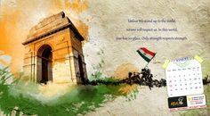 National Holiday in India commemorating the nation's independence from the British Empire on 15 August 1947. India attained independence following an Independence Movement noted for largely nonviolent resistance and civil disobedience Independence coincided with the partition of India, in which the British Indian.