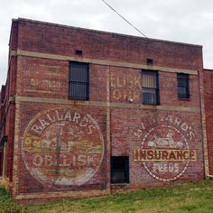 ghost signs - Google Search