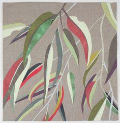 Eucalyptus Colour Study 3 / Ruth de Vos