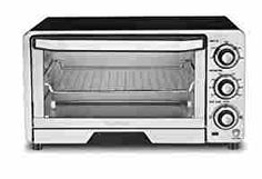 Amazon.com: Cuisinart TOB-40N Custom Classic Toaster Oven Broiler: Kitchen & Dining