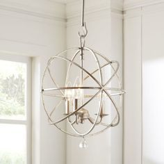 Ceiling Lights & Fans Generous Modern Europe 7 Lights Dome Basket Crystal Chandeliers In Chrome Finish Bedroom Lamp Hall Upscale Atmosphere To Win A High Admiration Lights & Lighting