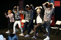 """""""Let's all make hearts and not tell Sanha"""""""