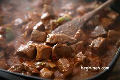 Fried Beef Liver Recipe.A dish from Armenian cuisine called Tjvjik, which is a fried beef liver with a good amount of onions, spiced and seasoned with salt