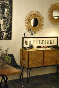 Marie Robinson - Showroom Lampe Gras N°205