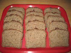 Gluteeniton Tumma vuokaleipä