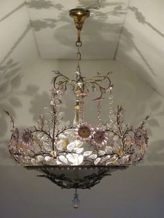 ♕ French Gilt Lighting ...very rare