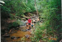 Road Trip -- Hiddenite, NC; Creeking and Sluicing at the Emerald Hollow Mine. Keep all gems you find!! They can even cut, polish, and set them into custom made jewelery!!