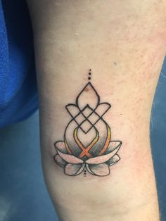 I got the lotus to represent rising out of the mud and the fire rose symbol (made popular by Lady Gaga) to represent being a sexual assault survivor. Love Symbol Tattoos, Symbols Of Strength Tattoos, Symbolic Tattoos, Tattoo Symbols, Tattoo Strength, Grey Ink Tattoos, Body Art Tattoos, Sleeve Tattoos, Crow Tattoos