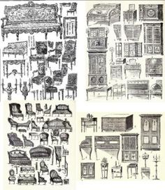 Louis XVI Furniture Helping You Identify Your French Antique Furniture.