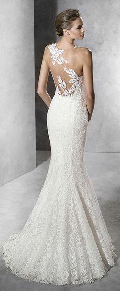 Pronovias 2016 Wedding Dress Inspire Bridal Boutique St.Peter, MN info@inspirebridalboutique.com 507-514-2224