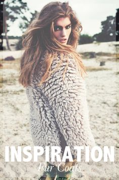 INSPIRATION: FUR COATS - Collage Vintage