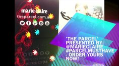 """Marie Claire """"The Parcel"""" #dcmp #blogme #marieclaire"""