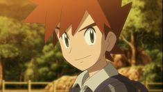 Gary Oak, Green Pokemon, Catch Em All, Princess Zelda, Wallpaper, Anime, Fictional Characters, Trainers, Art